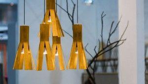 Drewniane lampy wogrodzie iw domu -7 najlepszych inspiracji