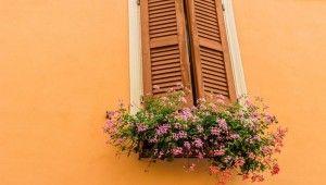 Drewniane okiennice -klasyka wnowoczesnym wydaniu