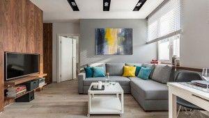 Drewniana ściana wsalonie lub sypialni -5 najciekawszych inspiracji