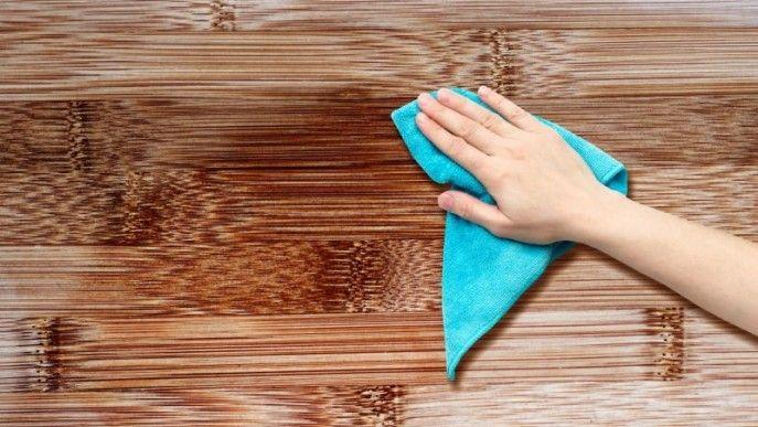 Podkreślanie naturalnych słojów drewna zrób to sam