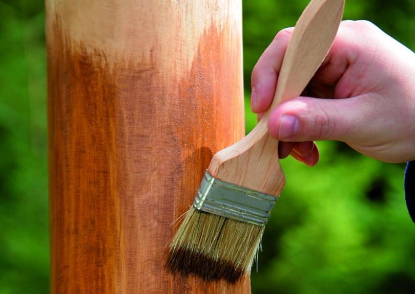 Impregnowaie drewna