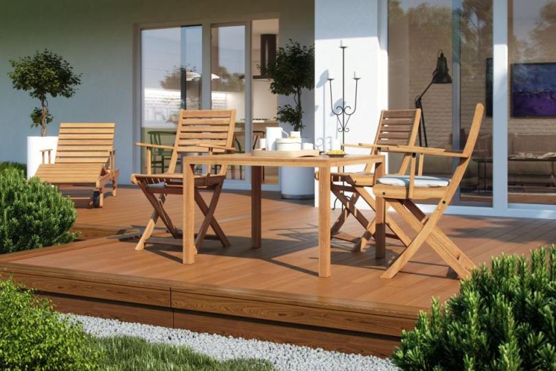 Meble Ogrodowe Drewniane Renowacja : Co zrobić, aby stare drewniane elementy na zewnątrz zyskały nowe