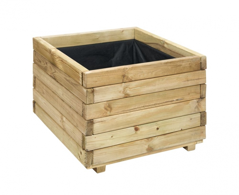 Dekoracyjna Doniczka Z Drewna Zrób To Sam Produkty