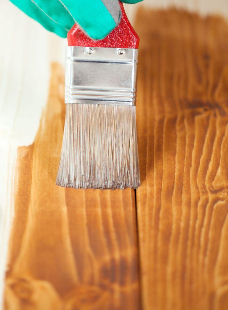 Impregnacja drewna