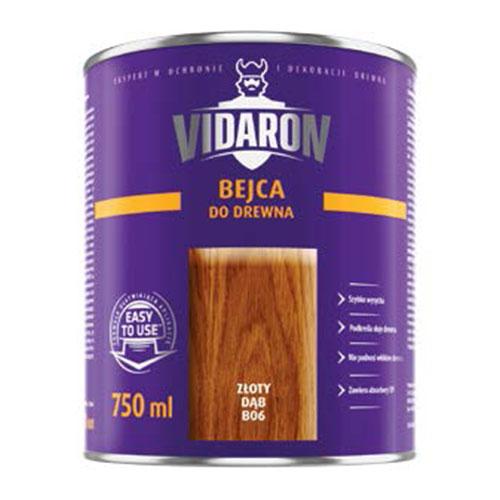 Bejca do drewna Vidaron