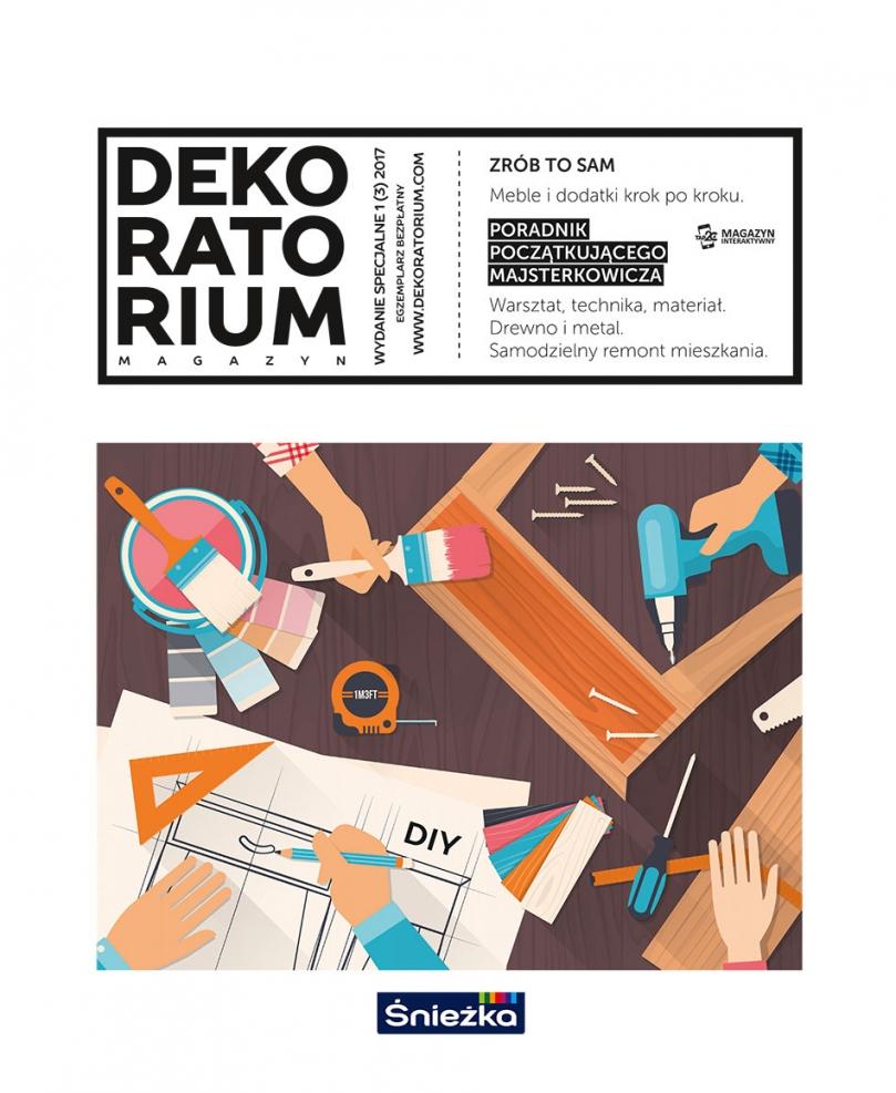 Okładka nowego wydania Dekoratorium