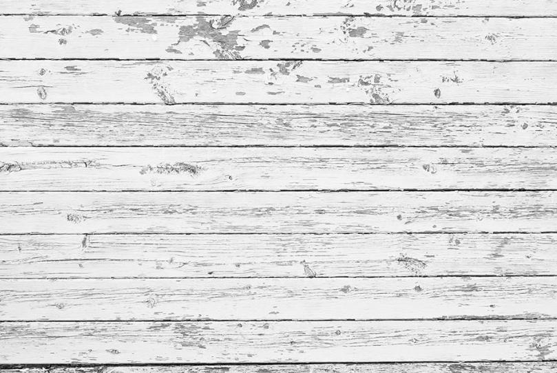 Stare białe deski