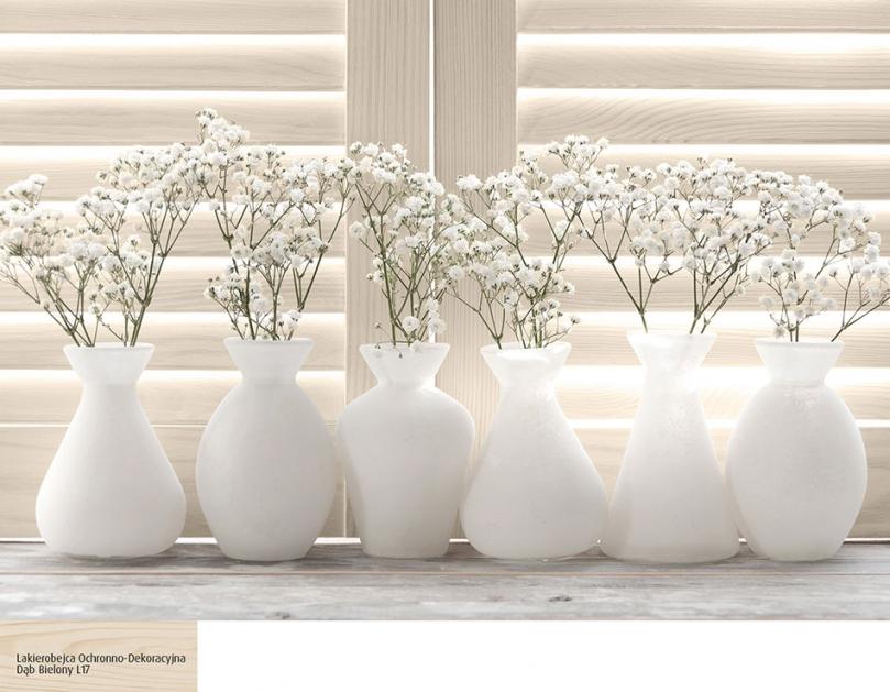 Białe okiennice