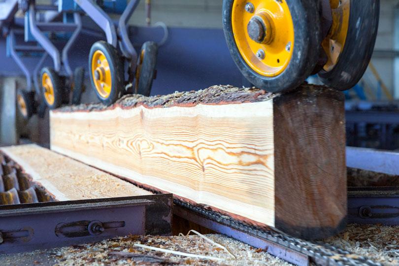 Drewno wtartaku