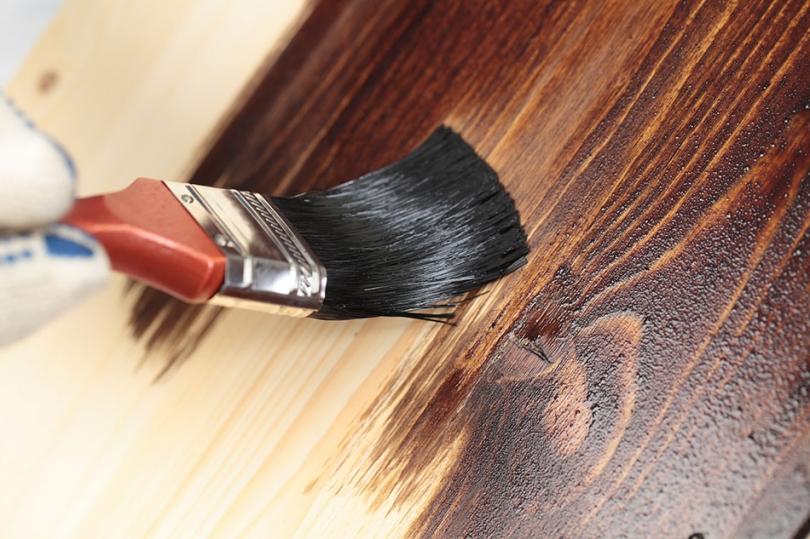 Malowanie parapetu