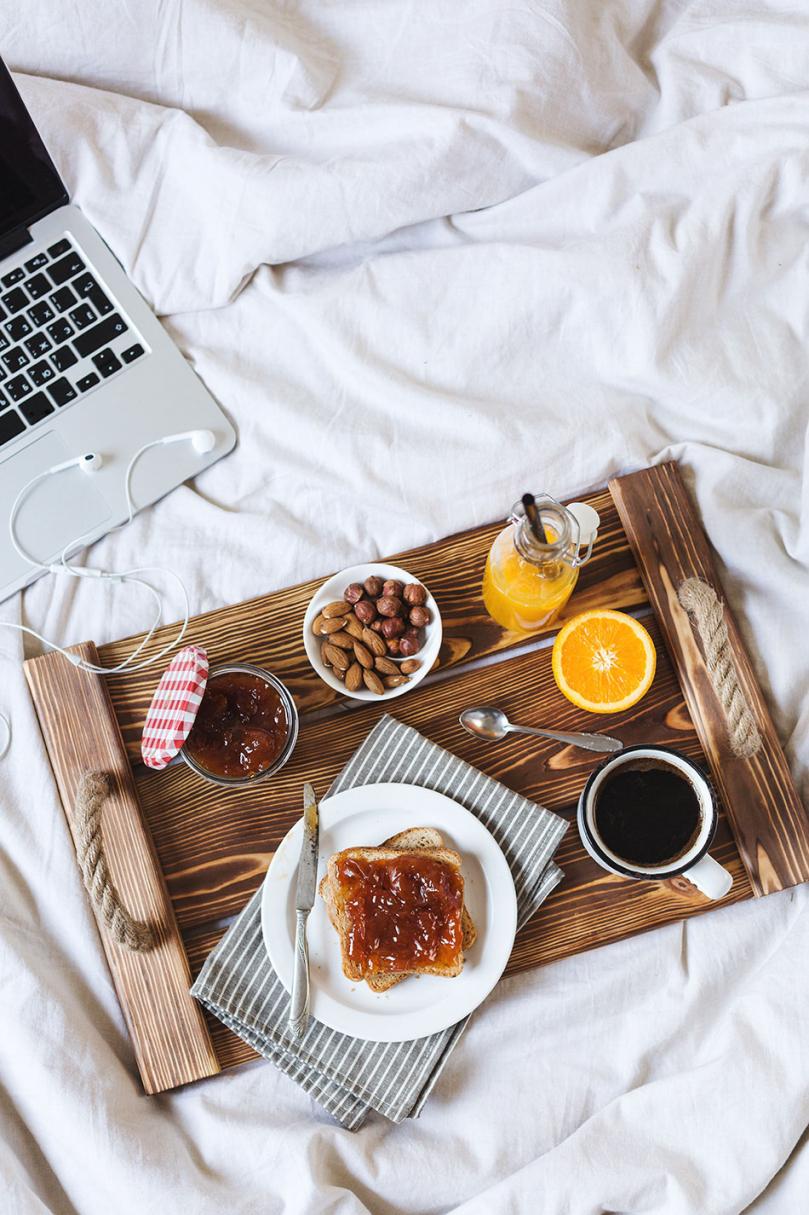 Taca śniadaniowa