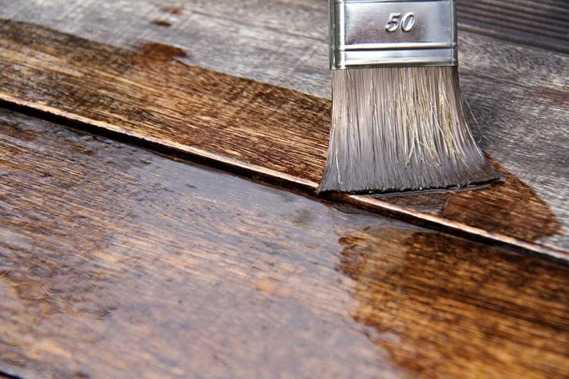 Zabezpieczanie drewna