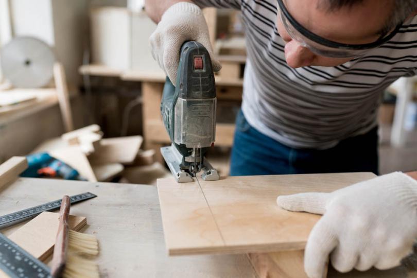 Tworzenie skrzynki na narzędzia