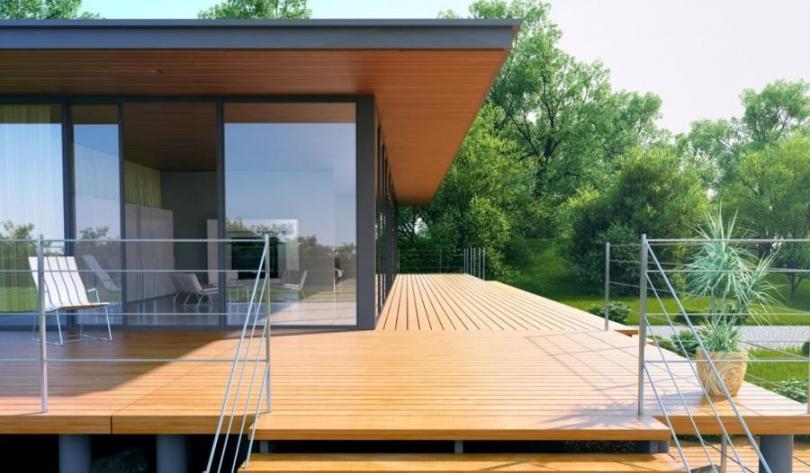 Meble Ogrodowe Drewniane Czym Pomalowac :  taras i meble ogrodowe?  Produkty Vidaron  skuteczna ochrona drewna